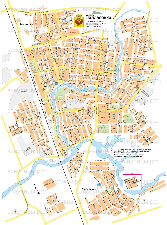 Волгоград интим карта